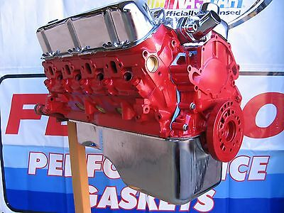 302 Mustang Engine - FORD 302 / 320 HP HIGH PERFORMANCE BALANCED CRATE ENGINE MUSTANG TRUCK