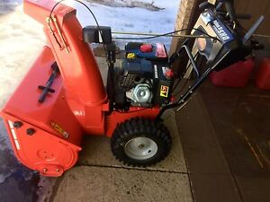"Ariens 30"" platinum snowblower"