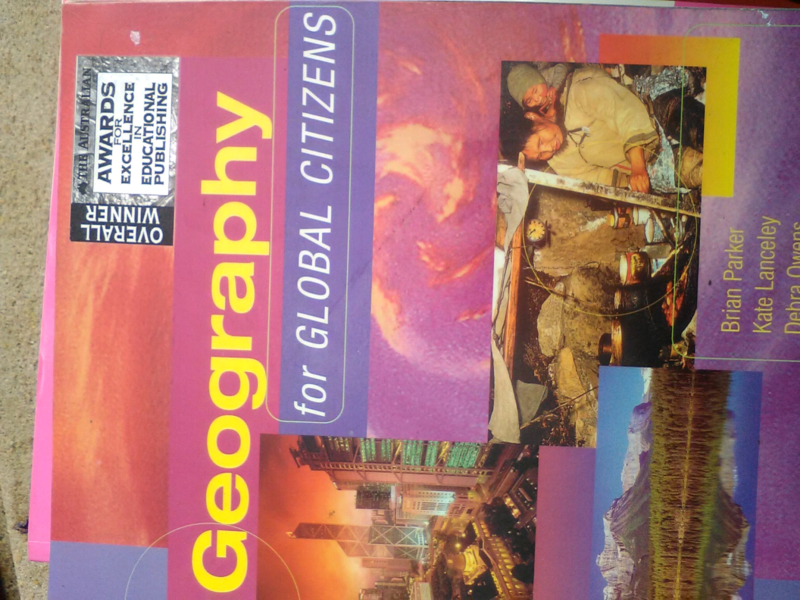 Geography for global citizens textbooks gumtree australia geography for global citizens greenacre bankstown area image 2 1 of 2 sciox Images