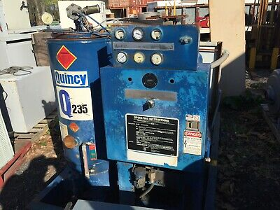 Quincy Q35 Rotary Screw Air Compressor 60 Hp