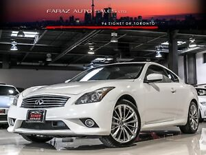 2011 Infiniti G37 XS AWD|TECH PKG|2DR|NAVI|REAR CAMERA|LOADED