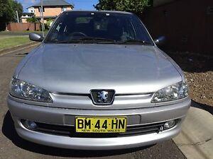2001 Peugeot 306 Sedan Padstow Bankstown Area Preview