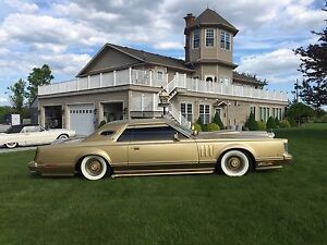 1978 Lincoln diamond jubille