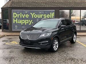 2015 Lincoln MKC AWD / NAVI / LEATHER / BLISS ALERT SYS