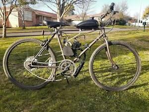 motorised bike | Bicycles | Gumtree Australia Free Local