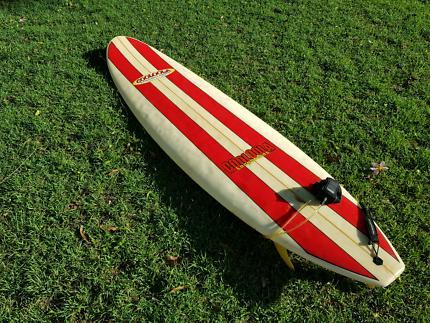 7'2 Cooloola Longboard mini mal