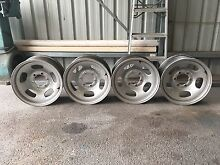 Toyota Land Cruiser 4x4 Rims Wallalong Port Stephens Area Preview