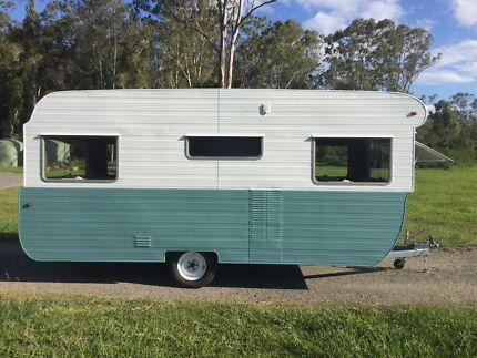 Vintage caravan Telegraph Point Port Macquarie City Preview
