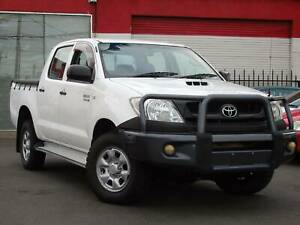 2011 Toyota Hilux SR 4x4 TURBO DIESEL Ute ***  $22,990 DRIVE AWAY Footscray Maribyrnong Area Preview