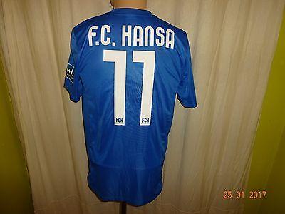 FC Hansa Rostock Original Nike Matchworn Trikot 2013/14