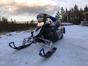 Yamaha Snowmachine