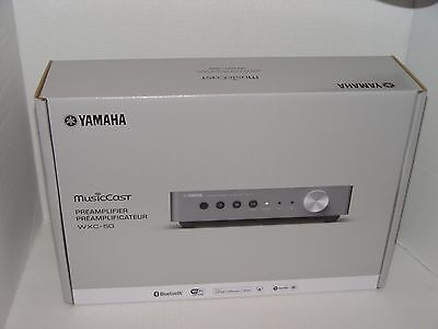 New Yamaha WXC-50 MusicCast Wireless Streaming Pre Amplifier Digital Bluetooth for sale  Shipping to Nigeria