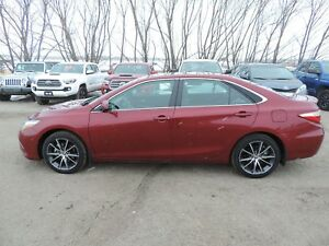 2015 Toyota Camry XSE Local Trade,Leather Heated Seats,Nav,Su...