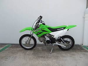2017 KLX110 - Near New:  only 10 hours! Caboolture Caboolture Area Preview