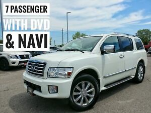 2010 Infiniti QX56 Loaded DVD Navi  FREE Delivery