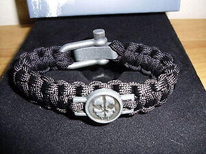 CALL-OF-DUTY-GHOSTS-PARACORD-STRAP-BRACELET-HARDENED-EDITION-SAME-DAY-DISPATCH