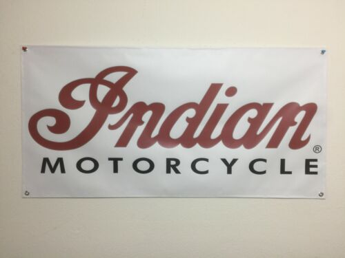 Indian Motorcycle Banner 4