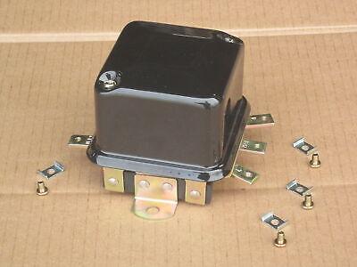 12 Volt Regulator For Massey Ferguson Mf To-35 Harris 50 Industrial 202 203 204