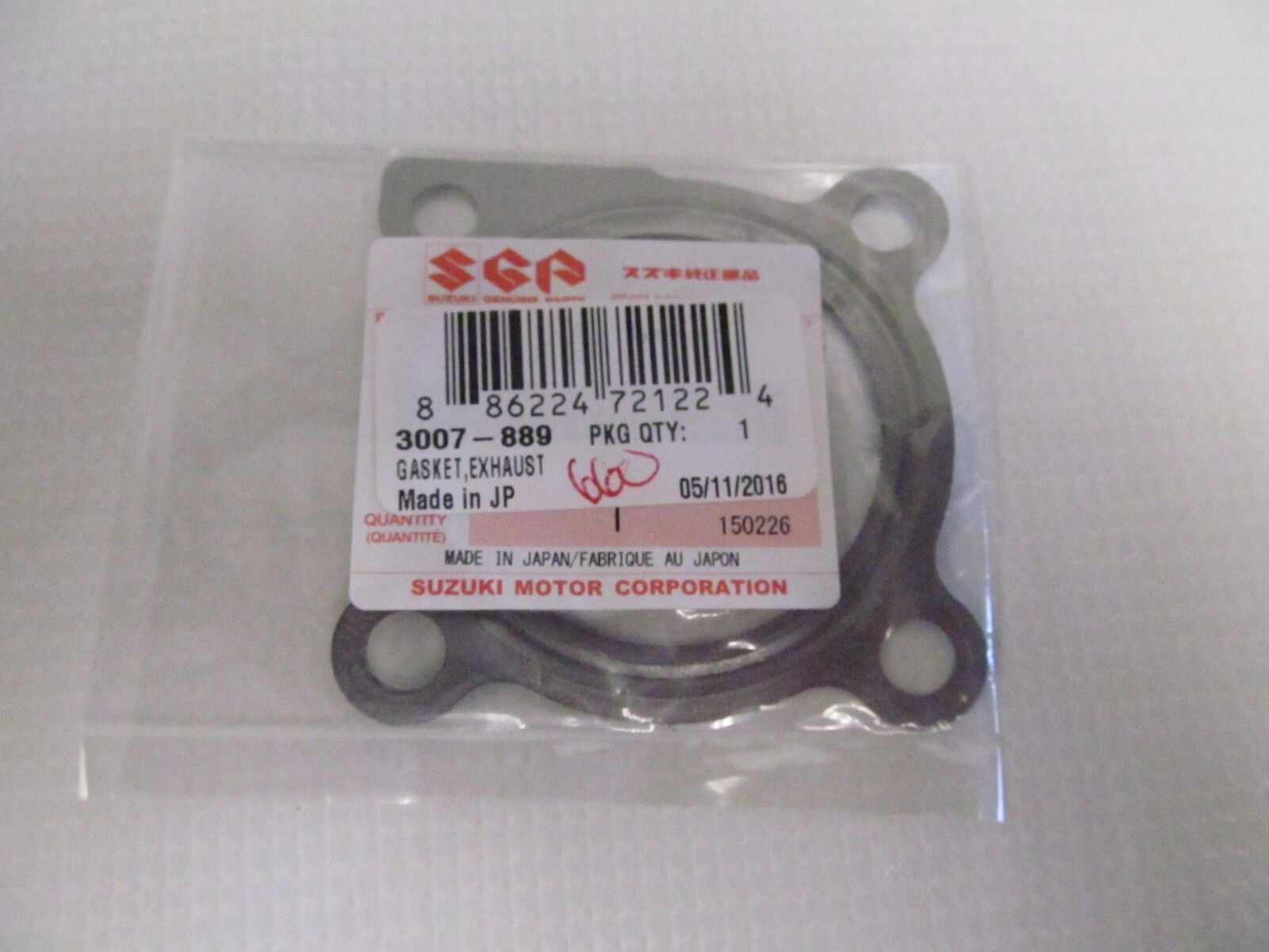 OEM Arctic Cat Snowmobile Exhaust Gasket See Listing for Fitment 3007-889