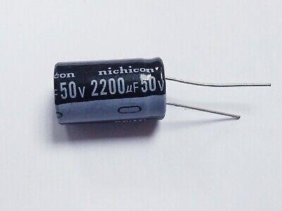 Lots of 1 to 50 Panasonic FC 180uF 50V 8x20mm 105C Electrolytic Capacitors
