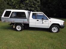 1996 Mitsubishi Triton 4X4 Ute Nambour Maroochydore Area Preview