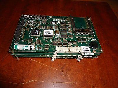 Domino Inkjet Printer A200 Main Pcb Board 3pc Set Part37711 Used