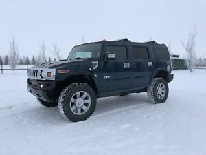 Immaculate 2008 hummer h2 6.2l Corvette engine