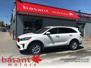 2019 Kia Sorento Heated Seats/Steering, Push to Start, Backup Ca