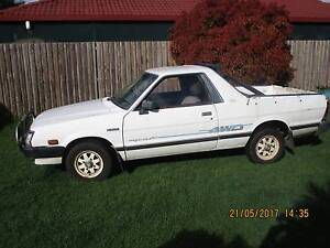 1992 Subaru Brumby Ute Torquay Fraser Coast Preview