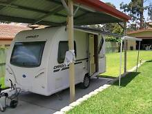 2013 Bailey Orion 400-2 Caravan with annex Nerang Gold Coast West Preview