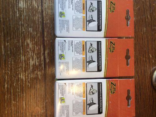 Zilla Night Black Incandescent Heat Bulb 75 Watt 3 Pack  - $5.25