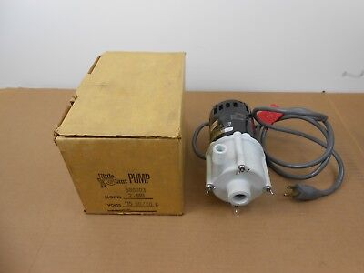 1 Nib Little Giant 2-md 2md 580003 Magnetic Drive Pump 130hp Non-submersible