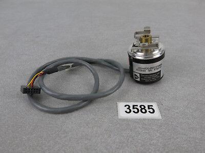 Dynamics Research Corp Encoder Division J52h4e20