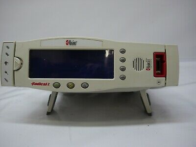 Radical-7 Signal Extraction Pulse Oximeter Masimo Corporation