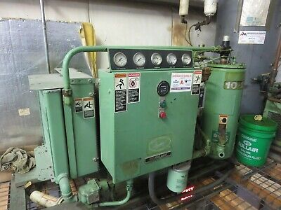 Sullair Model 10-25 Rotary Screw Air Compressor