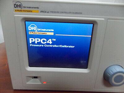 Fluke Dh Dhi Ruska Ppc 4 Ui Pressure Controller Standard Calibrator