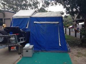 MDC Hard  Floor Camper Trailer Hamlyn Terrace Wyong Area Preview