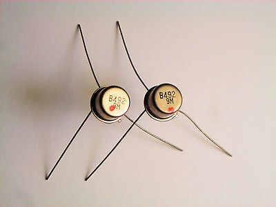 2sb492 Original Sanyo Germanium Transistor 2 Pcs