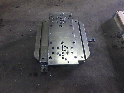 Mazak H630 Horizontal Machining Center Pallet Onlydrilled Tapped Top102444