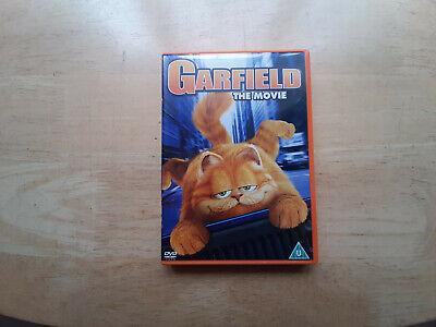 GARFIELD - THE MOVIE (2004) DVD UK EDITION REGION 2 JENNIFER LOVE HEWITT
