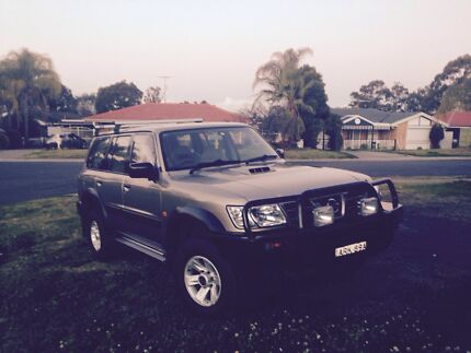 Nissan Gu Patrol swap for Harley Vrod Hassall Grove Blacktown Area Preview