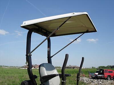 Original Tractor Cab White Canopy Fits John Deere Ztrak Mowers 30382-w