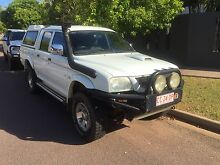 2006  Mitsubishi Triton MK GLXR 4X4 Manual Darwin CBD Darwin City Preview