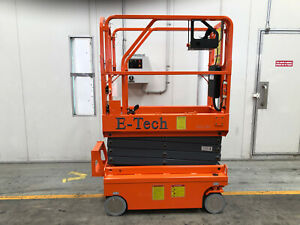 3.6m Small Scissor Lift Hire Wetherill Park Fairfield Area Preview
