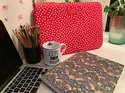 BNWT Kate Spade laptop sleeve for Macbook or other 15 inch laptop