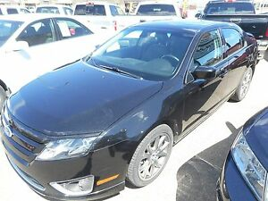 2011 Ford Fusion SEL Leather*Sunroof*Sport PKG