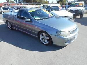 2005 Ford Falcon utilty