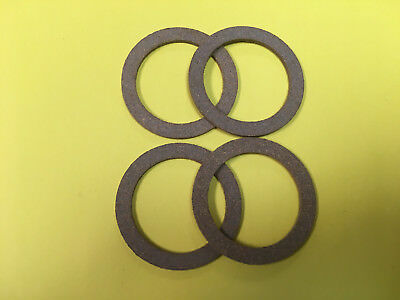 Lot Of 4 Minneapolis Moline G Gb U Ut Z Zb Tractor Sediment Bowl Gasket 10p345