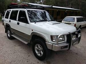 2000 Holden Jackaroo Wagon Glenreagh Clarence Valley Preview