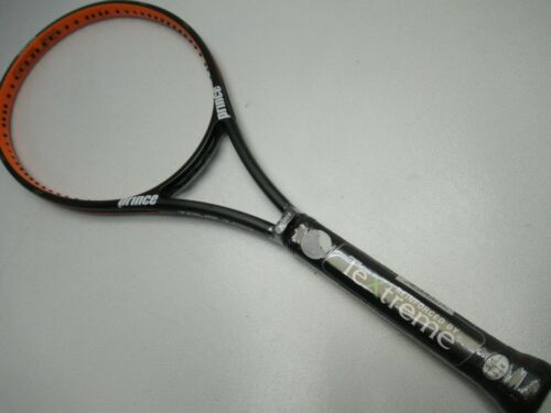 **NEW OLD STOCK** PRINCE TEXTREME TOUR 100T TENNIS RACQUET (4 0/8) UNSTRUNG